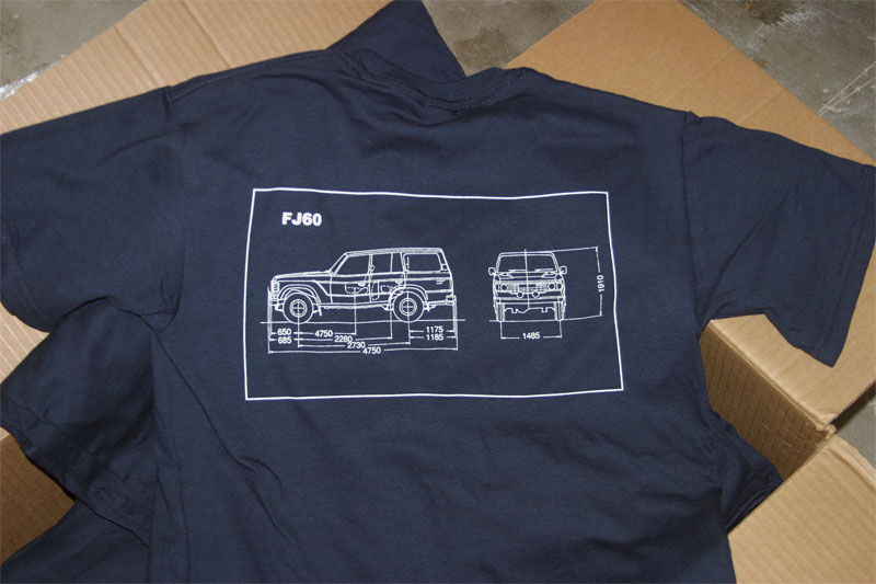 Toyota Tacoma Parts >> Free Land Cruiser Fj60 Shirt   IH8MUD Forum